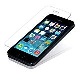 SHOPWAY™ Premium Quality Gorilla Tempered Glass Screen Protector for Apple iPhone 5/iPhone 5S