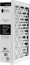 16x25x5 MERV 10 Honeywell Grill Filter (2 Pack) by Bryant
