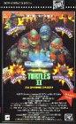 Turtles 2 - Das Geheimnis des Ooze [VHS]