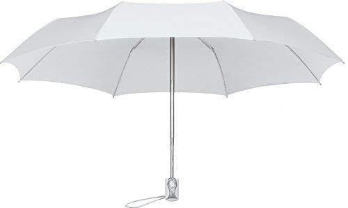 a2e098197 MiniMax Open & Close Paraplu Fibreglass - wit