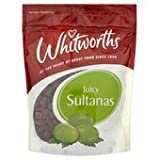 Whitworths Juicy Sultanas 350G