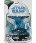 Star Wars The Clone Wars Holographic General Grievous figure