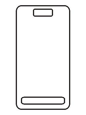8x Ultraclear Display Schutzfolie Samsung SGH-D980 DuoS Displayschutzfolie