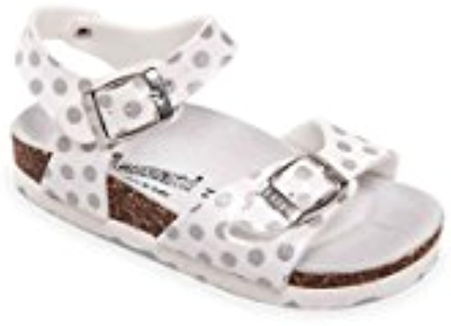 253ee410694b GOLD STAR Women s Fashion Sandals white white white Size  3.5 B01NASKH40  Parent db7aeb