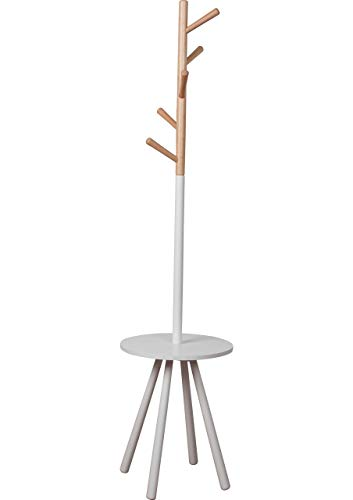 Zuiver 7100005 Table Tree, Blanc, 40 cm