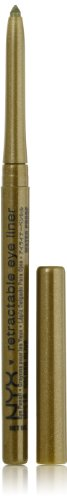 NYX Retractable Eye Liner Golden Olive