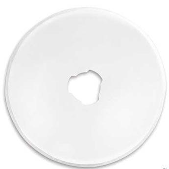 10 Stück Washati® Ersatzklingen für Rollschneider 45mm - Rundklingen für Stoffschneider Rundklingen-Cutter