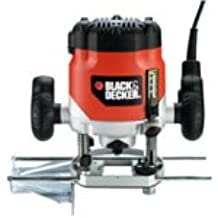 Black + Decker +amp; +amp; Black + Decker -défonceuse