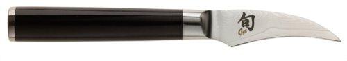 KAI Küchenmesser Shun Schälmesser 2.5 Zoll 6.0 cm, DM-0715
