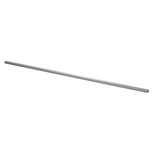 Slv - Perfil led sin montura 1,2cm aluminio anodizado