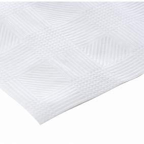 Pack 400 Manteles desechables blancos papel cuadrados