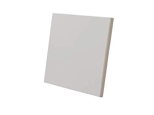 Panel Designer Heizkörper (HRB, Designer Infrarotheizung, Tischheizung, Standheizung, versch. Wattstärken (Infrarot Wandpaneele 100W, weiß))