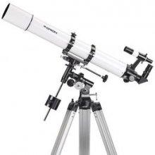 ORION 9024AstroView 90mm Äquatoriale Refraktor Teleskop
