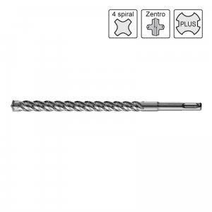 MARTILLO SDS-PLUS–BROCA ESPIRAL 4PLUS 16X 450/400MM