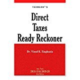 #3: Direct Taxes Ready Reckoner (41st Edition A.Y. 2018-19 & 2019-20)