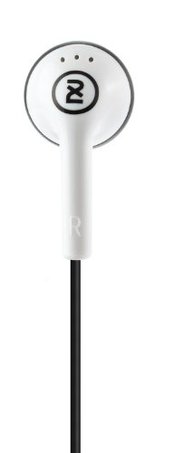 Skullcandy 2XL Offset Earbud Headphone (White)  available at amazon for Rs.399