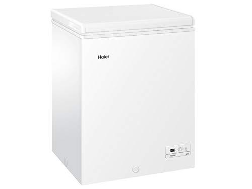 Haier hce105s autonome Premiumqualität 102L A + + weiß Gefrierschrank-Tiefkühltruhen (autonome, Premiumqualität, weiß, oben, 102L, 105L)