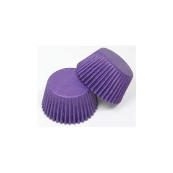 48 Cupcake/Muffin Cases (Purple)
