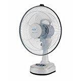 Akari Usb Rechargeable Fan(White)