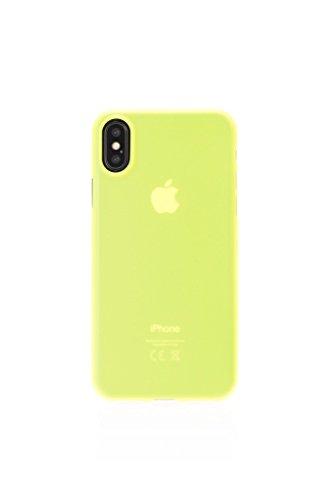Aiino aiiphxcv-uslm custodia per iphone x, lime