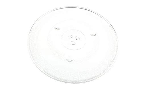 Bandeja de cristal de 315 mm de diámetro para microondas diferentes