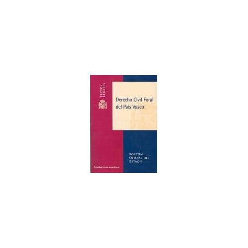 Derecho Civil Foral del País Vasco