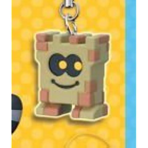 Super Mario 3D Land Gacha Enemy Danglers Anhänger / Handyanhänger / Cell Phone Charm: Wallop /