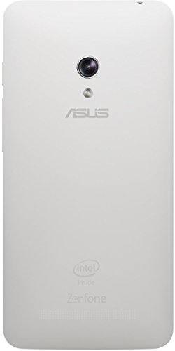 Asus Zenfone 5 - Smartphone libre Android  pantalla de 5   c  mara 8 Mp  16 GB  Dual-Core 1 2 GHz  2 GB de RAM   blanco