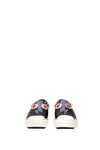 Slip On Fendi Donna - Pelle (8E6408S5T) EU Nero
