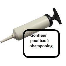 Reifenfüllmesser Becken Hat Shampoo
