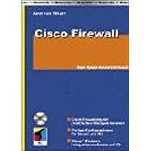 Cisco Firewall, m. CD-ROM