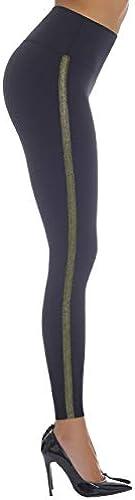 Firstclass Trendstore Shape-Leggings in versch. Styles Gr. S-XXL  Jeans-Optik Lederoptik formend modellierend...