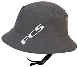 FCS Hats - FCS Wet Bucket Hat - Gun Metal