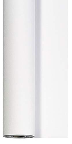 Duni Dunicel® Tischdecke weiß, 1,18m x 10m, 185522 Tischdeckenrolle