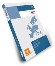 Tele Atlas / Bosch / VW DVD Europa 2013 Version EX (NEU+OVP) Blaupunkt Dvd