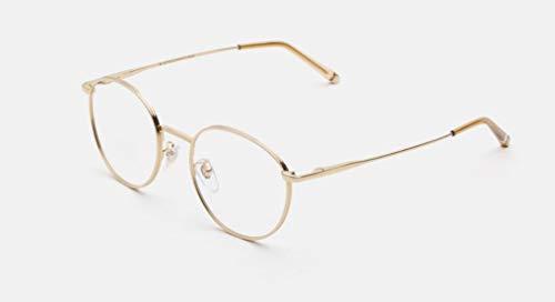 Retrosuperfuture Unisex Sonnenbrille Linea Signature Modell Nr. 61 Gold