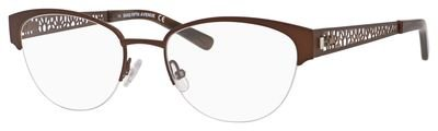 saks-fifth-avenue-gafas-290-0jrk-marron-51-mm