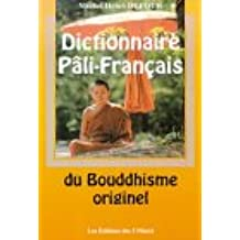 Dictionnaire Pali-Français du bouddhisme