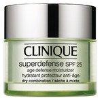 Clinique Superdefense SPF 25 Inhalt: 15ml Feuchtigkeitscreme fürs Gesicht ideal für Trockene bis Mischhaut. Tagescreme die Ihre Haut ideal mit Feuchtigkeit versorgt. Kennenlerngrösse