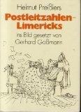 Postleitzahlen-Limericks ins Bild gesetzt von Gerhard Goßmann.