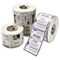 "Zebra Z-Select 2000T - Etiquetas de impresora (Color blanco, Transferencia térmica, Z-Select 2000T, 101.6 x 127 mm, 10,16 cm (4""))"