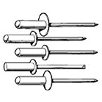 Ironside 141037 4.8/12 mm Blind Rivets - Multi-Colour (70-Piece) preiswert