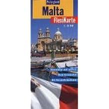 Polyglott FlexiKarten, Malta