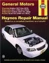 General Motors: Chevrolet Malibu (1997 thru 2003) Oldsmobile Alero (1999 thru 2003) Oldsmobile Cutlass (1997-2000) Pontiac Grand Am (1999 thru 2003) (Haynes Repair Manual) by Storer, Jay (2005) Paperback - 2000 Am Pontiac Grand Motor