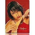 hochglanz-poster - 202 LADY en rouge