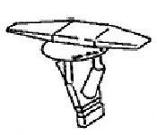 crl-1992-honda-accord-civic-and-odyssey-weatherstrip-retainer