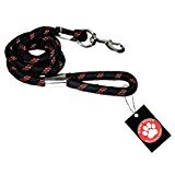 #3: Pawzone Nylon Heavy Dog Rope Leash For Big Dog(Zink Hook)- Colors May Vary