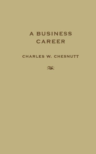 A Business Career Cover Image