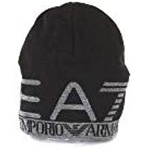 16709e025347 Emporio Armani EA7 Bonnet Visiblity Bleu Accessoires