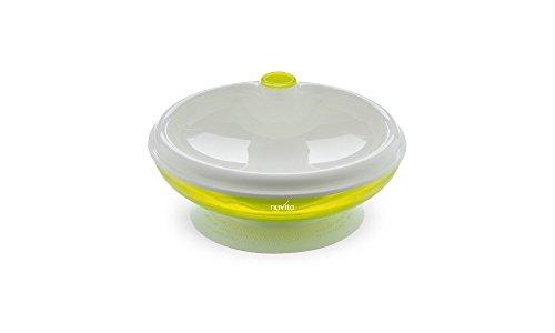 Nuvita piatto pappa calda smart - piattocaldo con ventosa antiscivolo